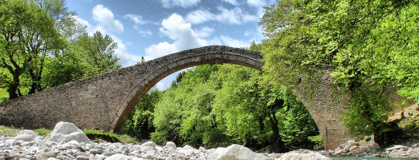 Saint Vissarion bridge