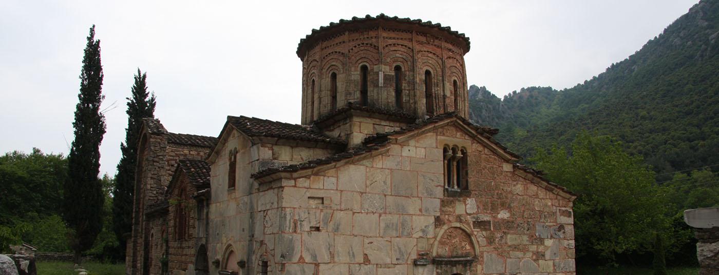 Ο ναός της Πόρτας Παναγιάς