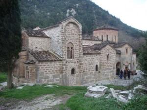 Ναός Πόρτα Παναγιά